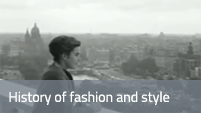 History of fashion and style for Europeana Remix competition 2014   YouTube